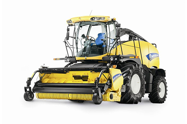 New Holland 380 FP Grass Pickup header for sale at Landmark Equipment, Texas