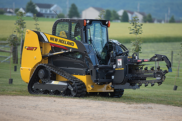 New Holland | Light Construction Equipment | Compact Track Loaders for sale at Landmark Equipment, Texas