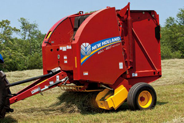 New Holland Roll-Belt 450 for sale at Landmark Equipment, Texas