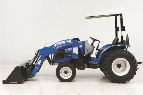 New Holland 140TL for sale at Landmark Equipment, Texas