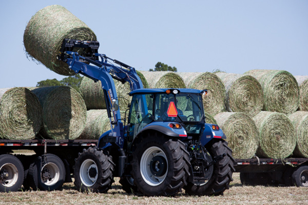 New Holland 625TL for sale at Landmark Equipment, Texas