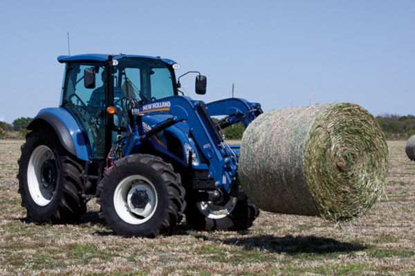New Holland 637TL for sale at Landmark Equipment, Texas