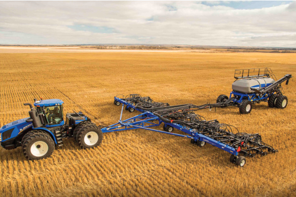 New Holland | Tillage and Seeding Equipment | Air Hoe Drills for sale at Landmark Equipment, Texas