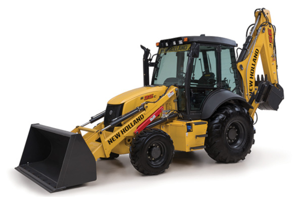 New Holland B95C for sale at Landmark Equipment, Texas