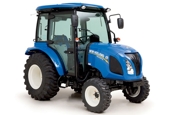 New Holland Boomer 50 Cab (T4B) for sale at Landmark Equipment, Texas