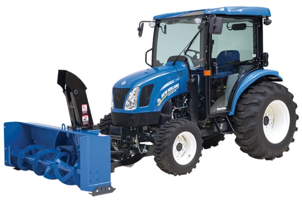 New Holland Boomer™ Deluxe CVT 45D for sale at Landmark Equipment, Texas