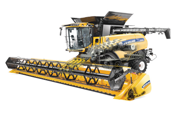 New Holland CR7.90 for sale at Landmark Equipment, Texas