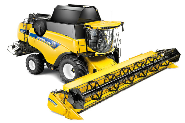 New Holland CX8.90 for sale at Landmark Equipment, Texas