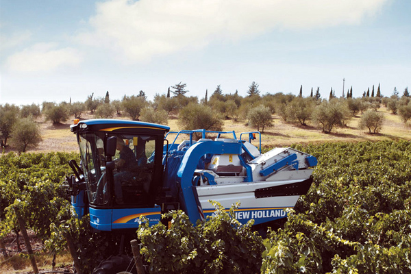 New Holland | Precision Land Management (PLM) | Grape & Olive Solutions for sale at Landmark Equipment, Texas