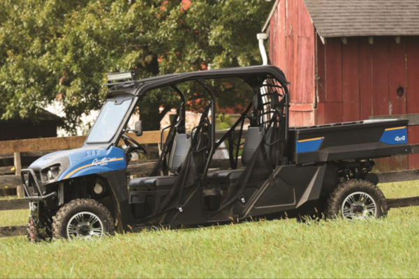 New Holland | Rustler | Model Rustler 850 4-Passenger for sale at Landmark Equipment, Texas