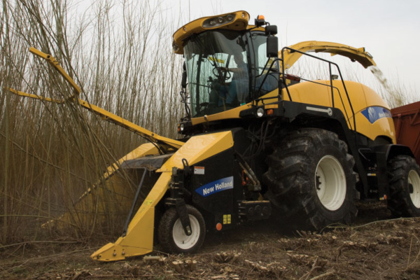 New Holland Short Rotation Coppice Header for sale at Landmark Equipment, Texas