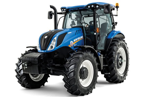 New Holland T6.165 for sale at Landmark Equipment, Texas