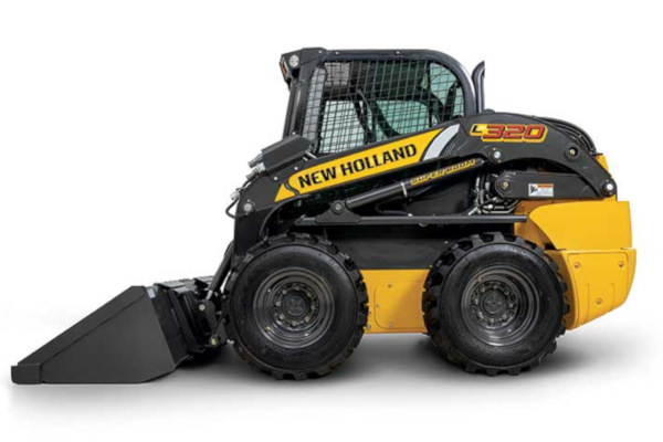 New Holland | 300 Series | Model L320 for sale at Landmark Equipment, Texas