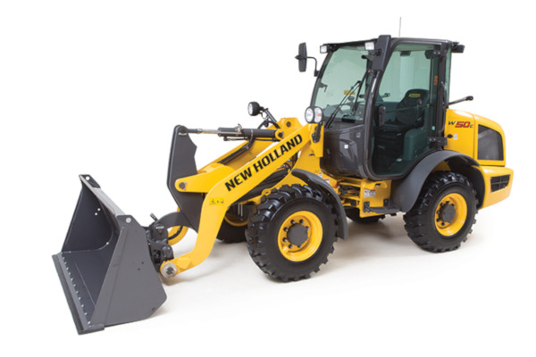 New Holland | Compact Wheel Loaders | Model W50C ZB for sale at Landmark Equipment, Texas