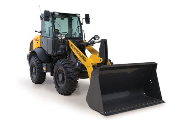 New Holland | Compact Wheel Loaders | Model W80C HS for sale at Landmark Equipment, Texas