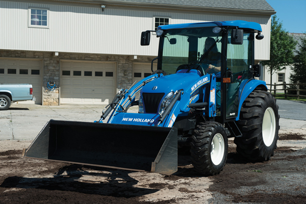 New Holland 260TLA for sale at Landmark Equipment, Texas