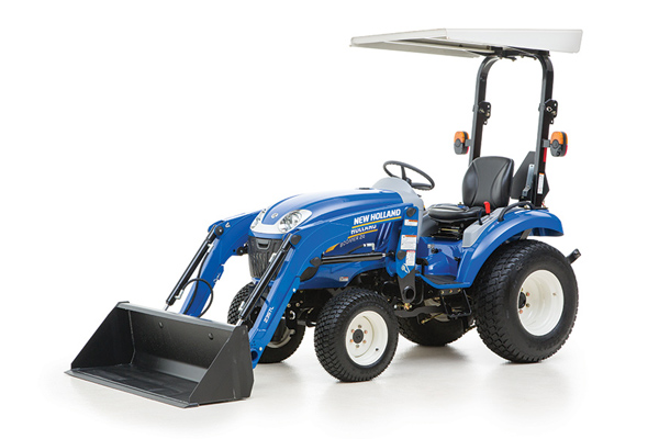 New Holland 270TL for sale at Landmark Equipment, Texas