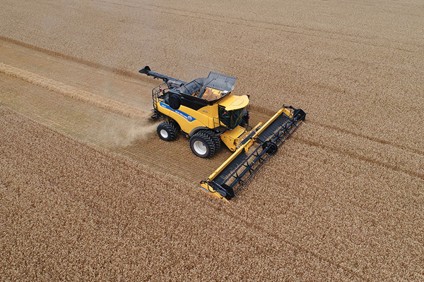 New Holland | Harvest Solutions | Model Combine Solutions: Intellicruise I/II for sale at Landmark Equipment, Texas