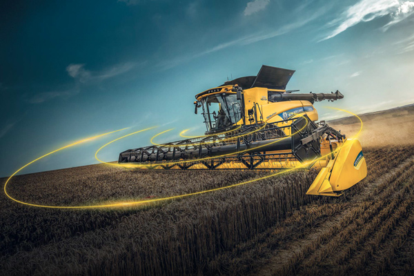 New Holland Combine Solutions: Intellisense for sale at Landmark Equipment, Texas
