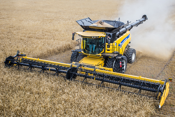 New Holland | Harvest Solutions | Model Combine Yield Mapping & Moisture Sensing for sale at Landmark Equipment, Texas