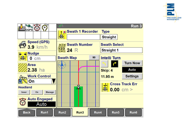 New Holland | Guidance & Steering | Model INTEGRATED STEERING- IntelliTurn for sale at Landmark Equipment, Texas