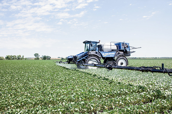 New Holland IntelliSpray for sale at Landmark Equipment, Texas