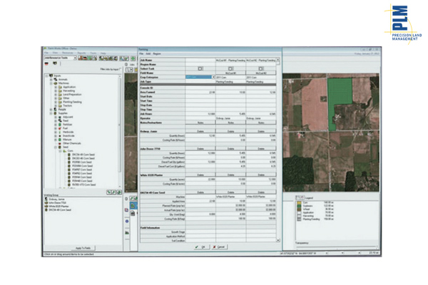 New Holland PLM™ Books Software for sale at Landmark Equipment, Texas