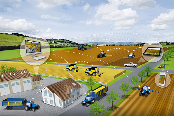 New Holland PLM™ Connect Essential for sale at Landmark Equipment, Texas