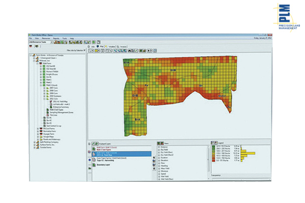New Holland PLM™ Viewer Software for sale at Landmark Equipment, Texas