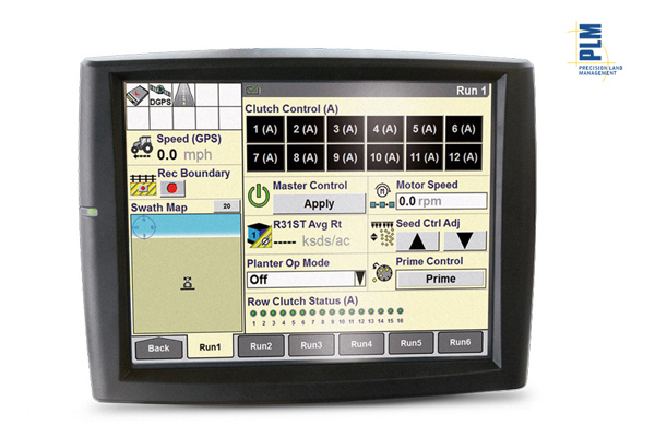 New Holland IntelliView™ IV Display for sale at Landmark Equipment, Texas
