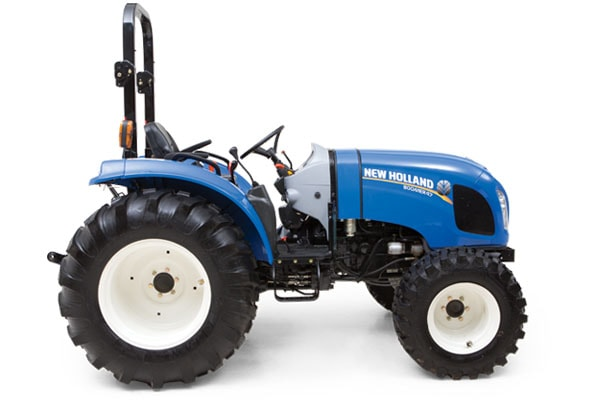 New Holland | Tractors & Telehandlers | Boomer™ Compact 33-47 HP Series for sale at Landmark Equipment, Texas