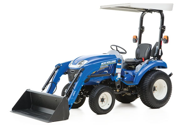 New Holland | Tractors & Telehandlers | Boomer™ Compact 24 HP for sale at Landmark Equipment, Texas