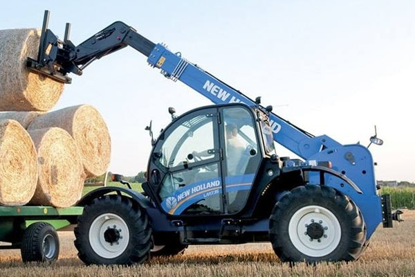 New Holland | Large-Frame Telehandlers - Tier 4B | Model LM9.35 for sale at Landmark Equipment, Texas