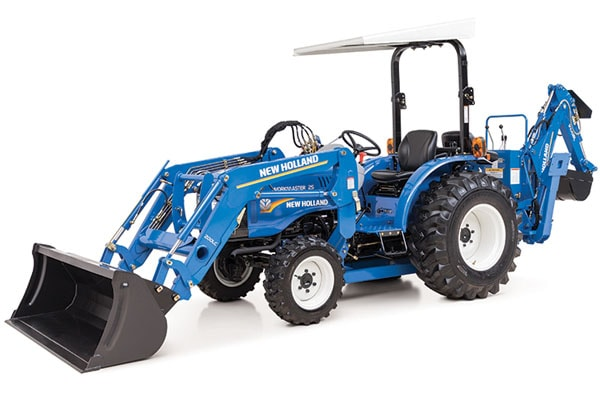 New Holland | Tractors & Telehandlers | Workmaster™ Compact 25/35/40 Series for sale at Landmark Equipment, Texas