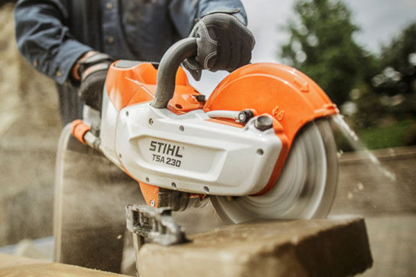 Stihl | Cut-off Machines | Battery Cut-Off Machines for sale at Landmark Equipment, Texas