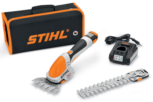 Stihl | Battery Hedge Trimmers | Model HSA 25 Garden Shears for sale at Landmark Equipment, Texas