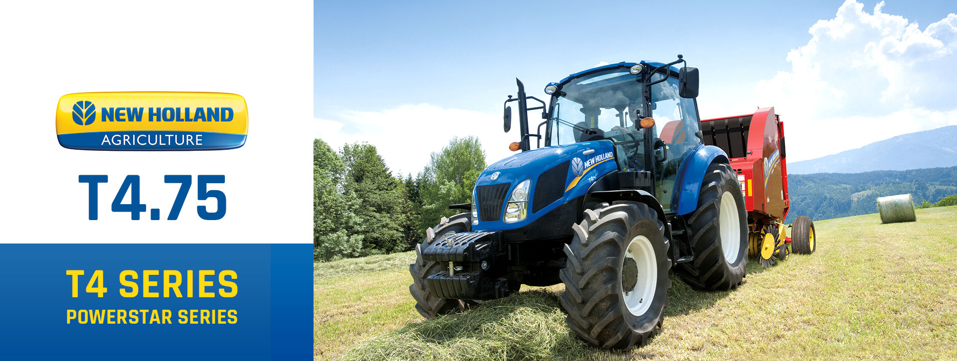 NEW HOLLAND T425
