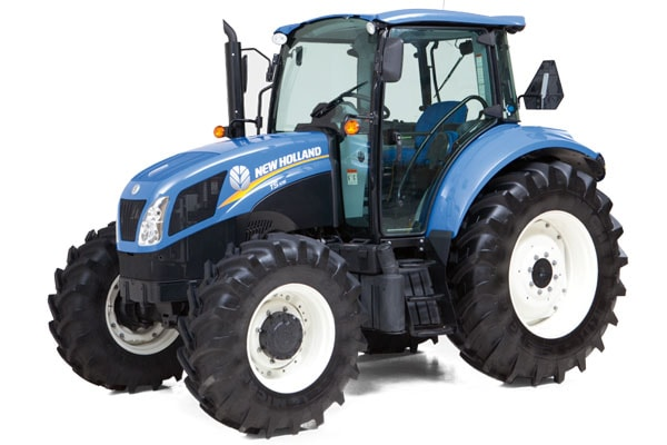 New Holland | Tractors & Telehandlers | T5 Series - Tier 4A  for sale at Landmark Equipment, Texas