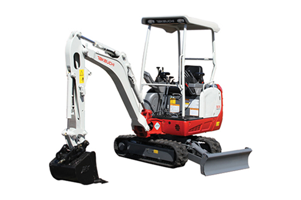 Takeuchi | Compact Excavators | Model TB216 for sale at Landmark Equipment, Texas