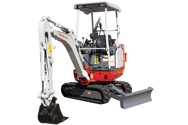 Takeuchi | Compact Excavators | Model TB216H for sale at Landmark Equipment, Texas