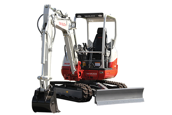 Takeuchi | Compact Excavators | Model TB235-2 for sale at Landmark Equipment, Texas