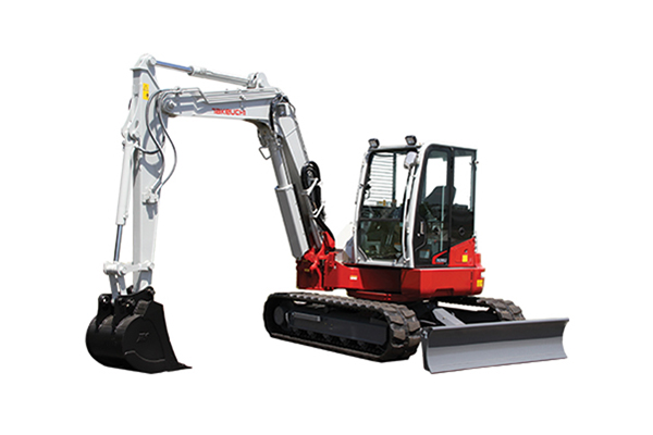 Takeuchi | Compact Excavators | Model TB280FR for sale at Landmark Equipment, Texas