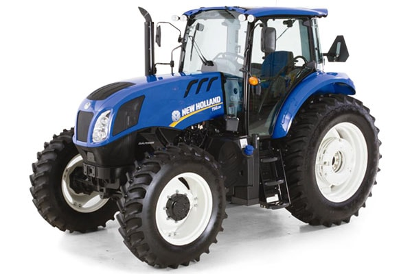 New Holland | Tractors & Telehandlers | TS6 Series – Tier 4B for sale at Landmark Equipment, Texas