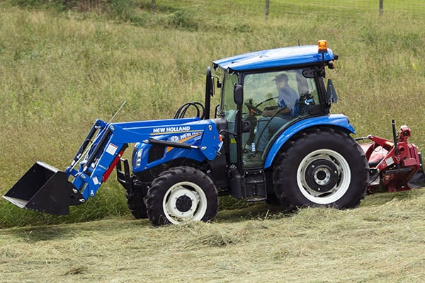 New Holland Workmaster 55 for sale at Landmark Equipment, Texas