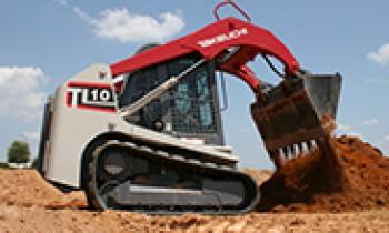 Takeuchi excavators, skid steers, compact track loaders, wheel