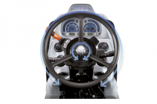 New Holland | Guidance & Steering | Model Assisted hands free Steering for sale at Landmark Equipment, Texas