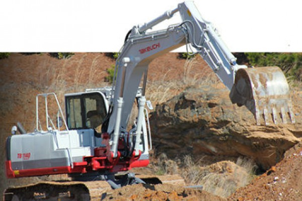 Takeuchi | Compact Excavators | Model TB1140 SERIES 2 for sale at Landmark Equipment, Texas