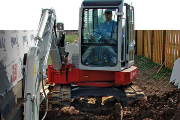 Takeuchi | Compact Excavators | Model TB153FR for sale at Landmark Equipment, Texas