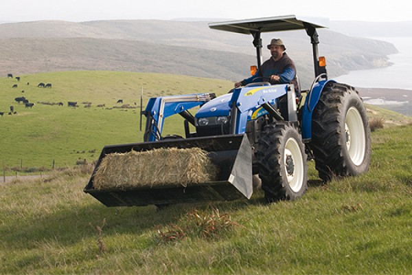 New Holland 611TL for sale at Landmark Equipment, Texas