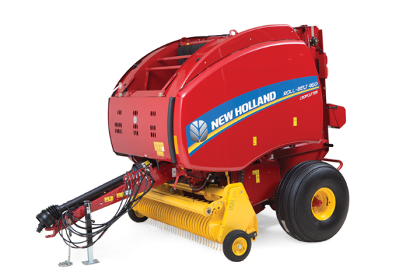 New Holland | Haytools & Spreaders | Roll-Belt Round Balers for sale at Landmark Equipment, Texas